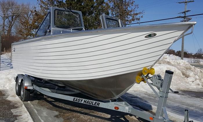 Work/Ski/Fishing Boat