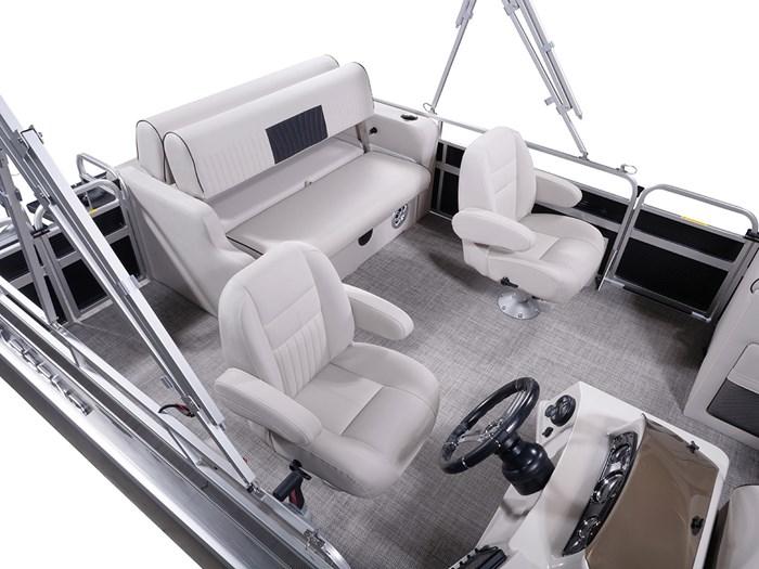 2020 Legend Splash+ Dual Lounge EXT Tri-Tube Photo 5 sur 8