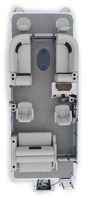 2020 Legend Splash+ Dual Lounge EXT Tri-Tube Photo 2 sur 8