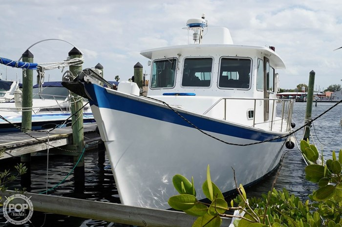 1977 Thompson 44 Trawler Photo 18 sur 20