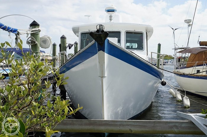 1977 Thompson 44 Trawler Photo 19 sur 20