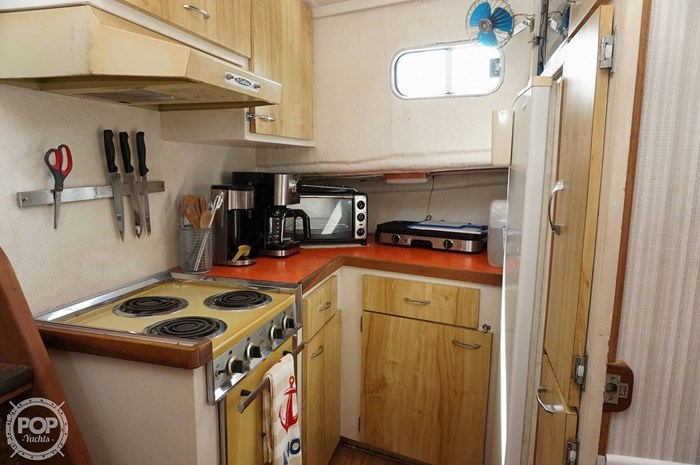 1977 Thompson 44 Trawler Photo 7 sur 20