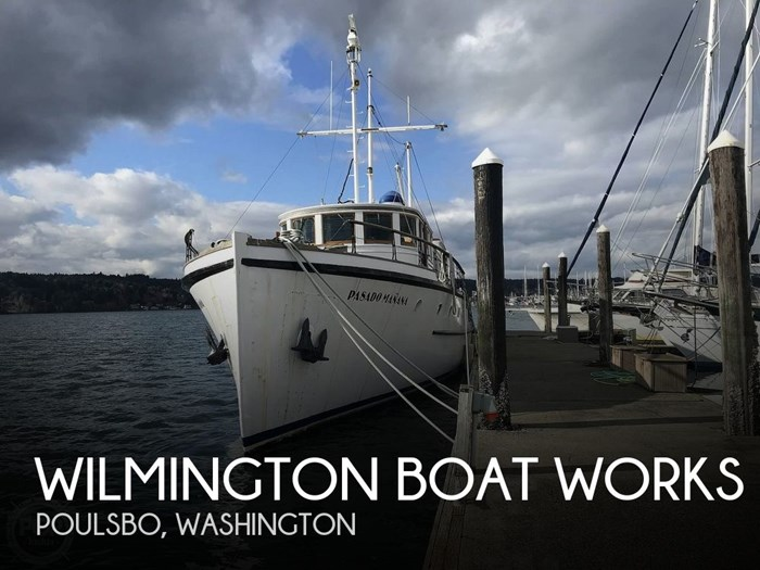 1927 Wilmington Boat Works Custom 96 Photo 1 sur 20