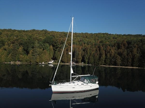 2007 Beneteau 343 Photo 1 sur 22
