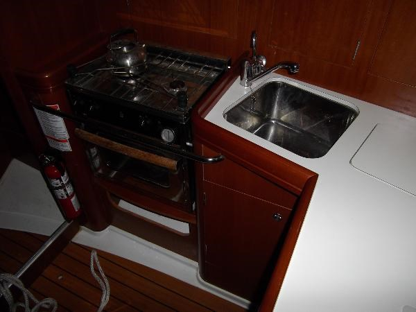 2007 Beneteau 343 Photo 5 sur 22