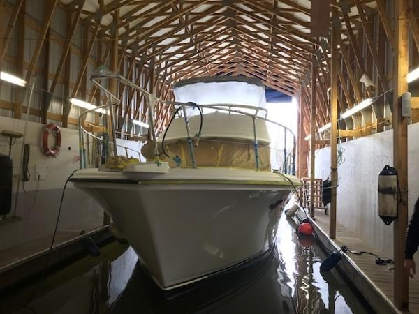 2008 Custom 60 Boathouse Photo 3 of 6