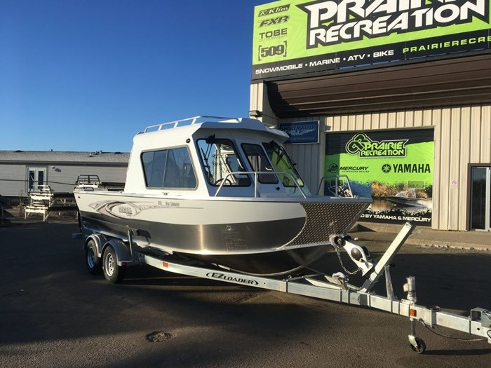 2020 Hewescraft Sea Runner 210 ET HT Photo 1 of 17