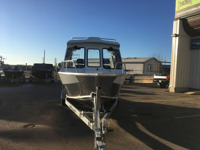 2020 Hewescraft Sea Runner 210 ET HT Photo 2 of 17