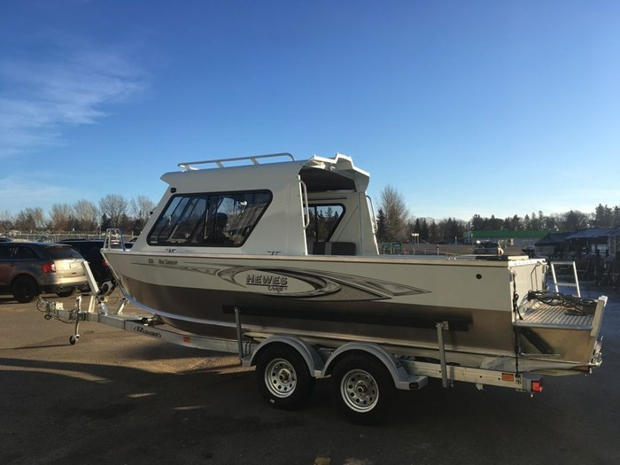 2020 Hewescraft Sea Runner 210 ET HT Photo 3 of 17