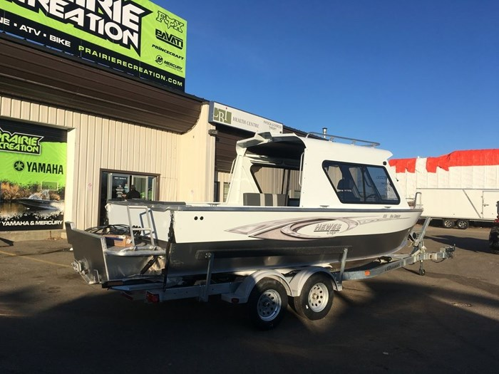 2020 Hewescraft Sea Runner 210 ET HT Photo 16 of 17