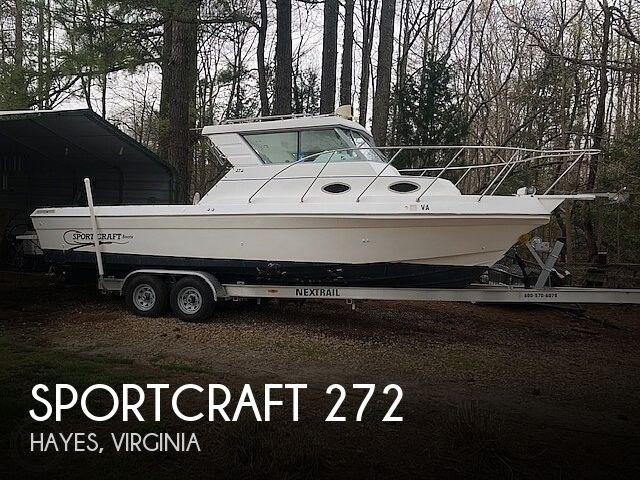 1998 Sportcraft 272 Fishmaster Photo 1 sur 20