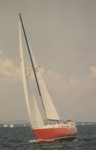 1980 Aloha Yachts 34 Photo 2 of 33