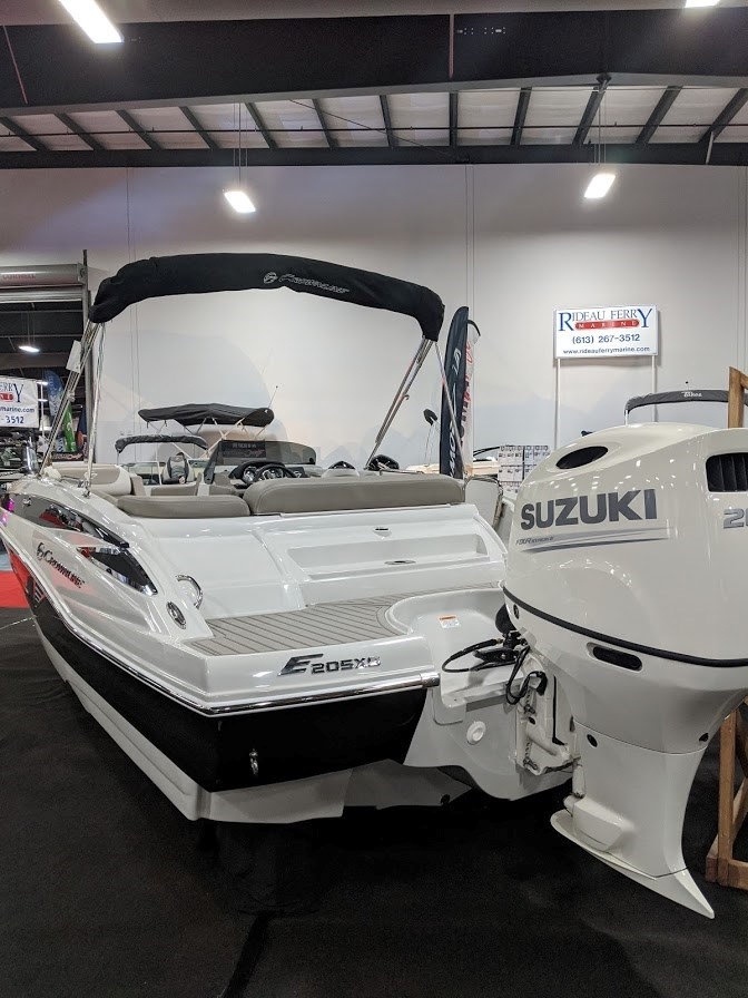 2020 Crownline E 205 XS Photo 1 of 23