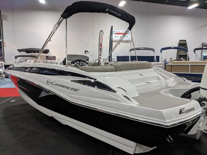 2020 Crownline E 205 XS Photo 2 of 23
