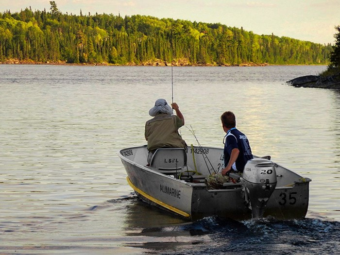 2020 Alumarine 20' Yukon Fisherman Photo 4 sur 11