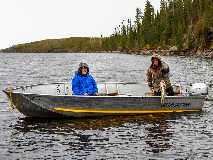 2020 Alumarine 20' Yukon Fisherman Photo 6 sur 11
