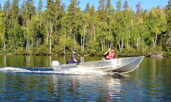 2020 Alumarine 20' Yukon Fisherman Photo 7 sur 11