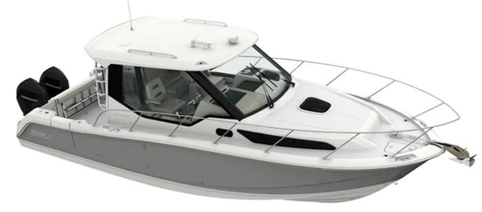 2021 Boston Whaler 325 Conquest Pilothouse Photo 1 sur 1