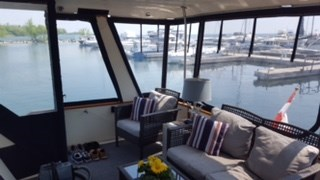 1987 Sea Ray 410 aft cabin Photo 7 of 35