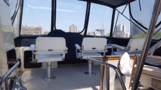 1987 Sea Ray 410 aft cabin Photo 8 of 35