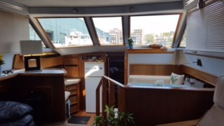 1987 Sea Ray 410 aft cabin Photo 10 of 35