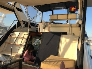 1987 Sea Ray 410 aft cabin Photo 15 of 35