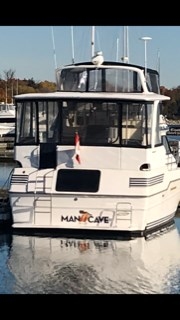1987 Sea Ray 410 aft cabin Photo 24 of 35