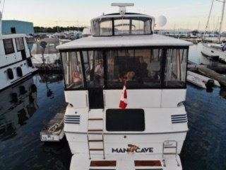 1987 Sea Ray 410 aft cabin Photo 33 of 35