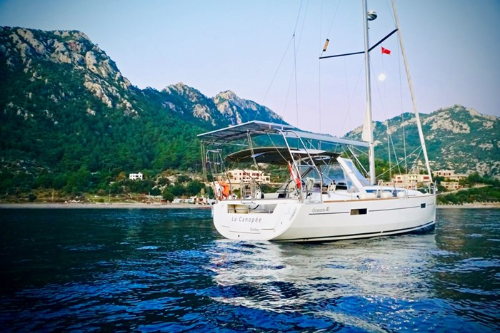 2015 Beneteau Oceanis 41 Photo 5 sur 40
