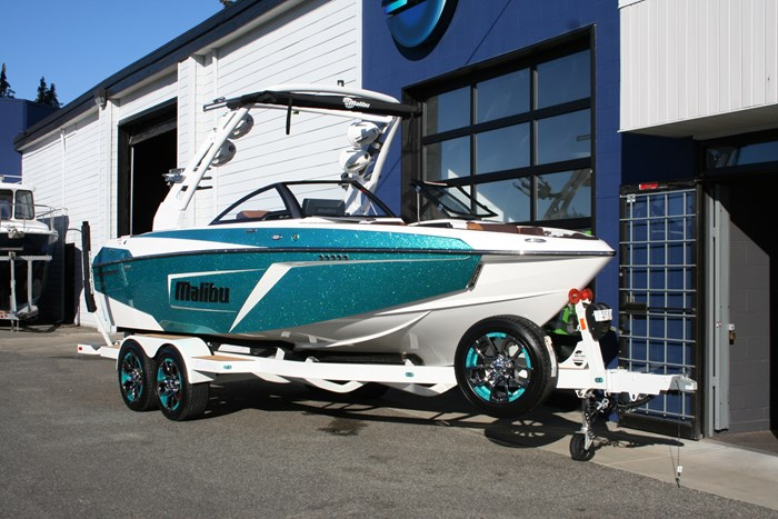 2019 Malibu Wakesetter 22LSV Photo 1 of 16