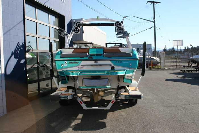 2019 Malibu Wakesetter 22LSV Photo 6 of 16