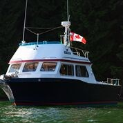1990 Custom Craft Marine Sedan Cruiser Photo 4 of 26