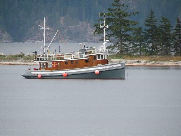 1938 Classic Converted Tug Photo 4 sur 102