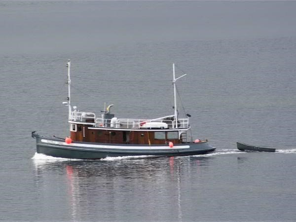 1938 Classic Converted Tug Photo 5 sur 102