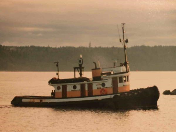 1938 Classic Converted Tug Photo 102 sur 102