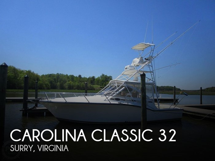 2005 Carolina Classic 32 Photo 1 sur 20