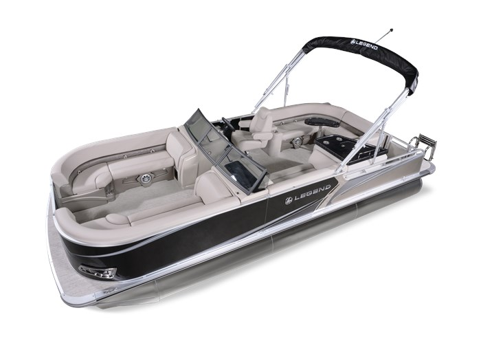 2020 Bateaux Legend Q-Serie Cruiser  WS Pro 3 Tubes Photo 1 of 9