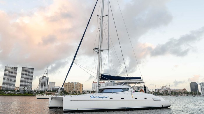2005 Fountaine Pajot Bahia 46 Photo 4 sur 49