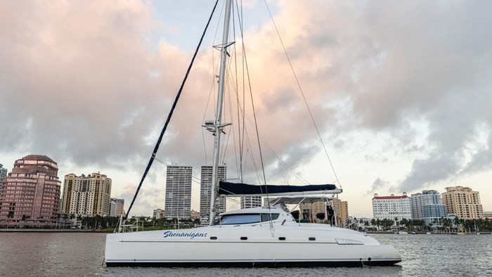 2005 Fountaine Pajot Bahia 46 Photo 5 sur 49