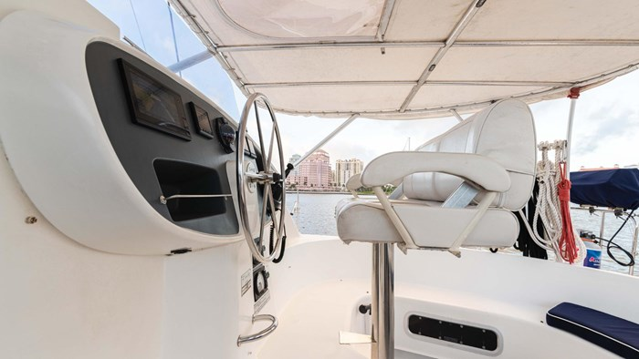 2005 Fountaine Pajot Bahia 46 Photo 9 sur 49