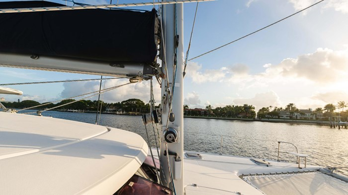 2005 Fountaine Pajot Bahia 46 Photo 31 sur 49