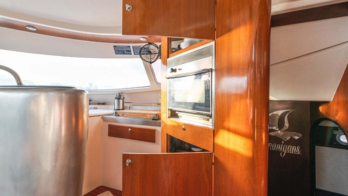 2005 Fountaine Pajot Bahia 46 Photo 36 sur 49
