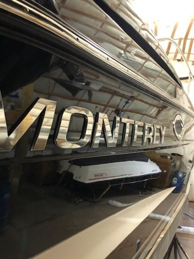 2015 Monterey 355 SY Photo 4 of 31