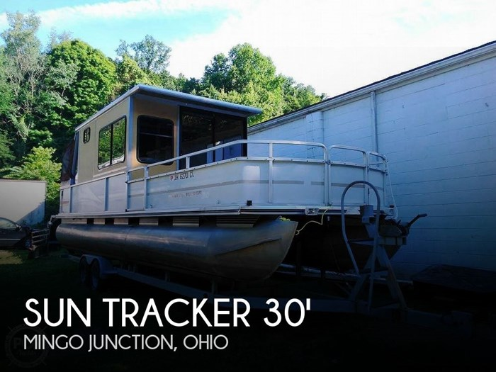 PC30 Party Barge