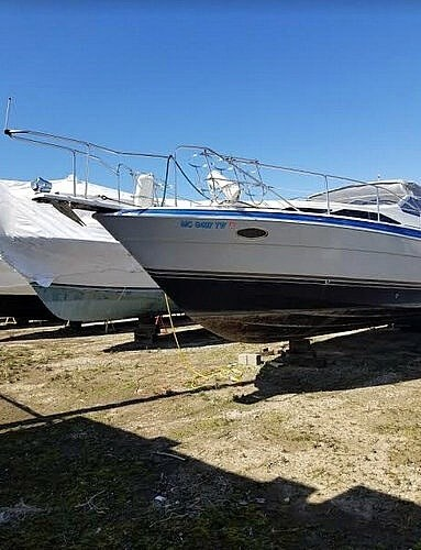 1989 Bayliner 3485 Avanti Photo 7 sur 10
