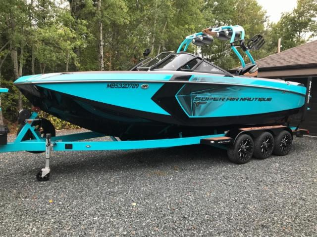 2016 Nautique SUPER AIR G25 Photo 1 of 15
