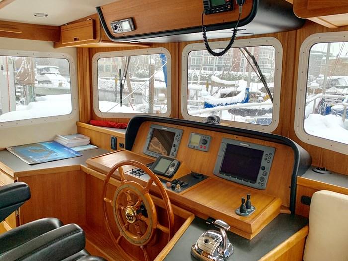 2007 Nordic Tugs Flybridge Photo 7 of 24