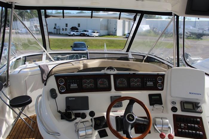 2000 Sea Ray 480 Sedan Bridge Photo 6 of 18