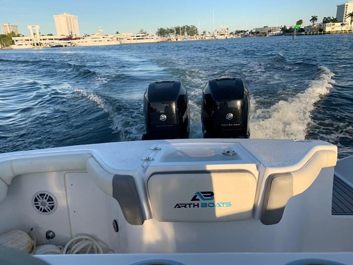 2020 Arth Boats Arth 333 Photo 10 of 30