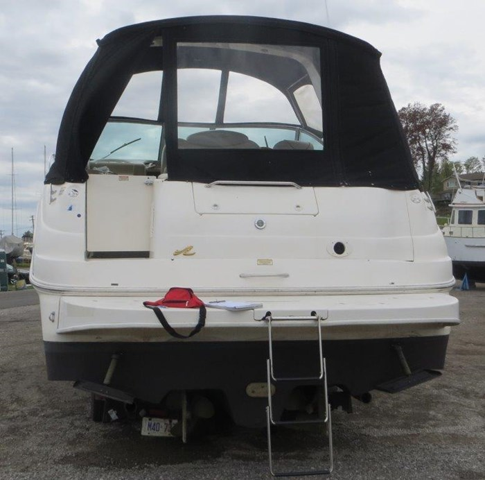 2000 Sea Ray Sundancer 340 Photo 6 of 42